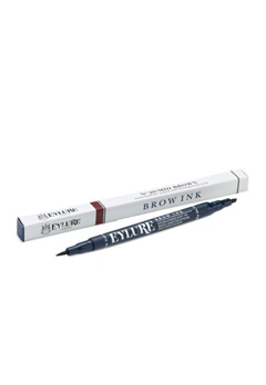 Eylure Eylure Defining & Shading Brow Ink - 20 Mid Brown  Bubbleroom.se