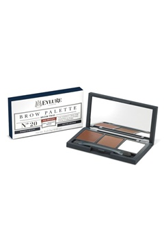 Eylure Eylure Defining & Shading Brow Palette - 20 Mid Brown  Bubbleroom.se