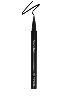 Glominerals glominerals gloEye Liner Graphic Liner - Black/Brown  Bubbleroom.se