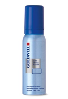 Goldwell Goldwell Colorstyling Mousse - 8na  Bubbleroom.se