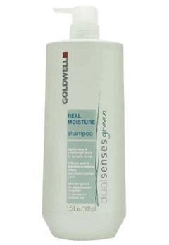 Goldwell Goldwell Dualsenses Green Real Moisture Shampoo 1500 ml  Bubbleroom.se