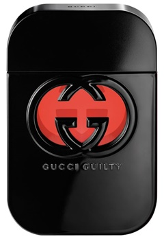 Gucci Gucci Guilty Black Edt Spray (50 ml)  Bubbleroom.se