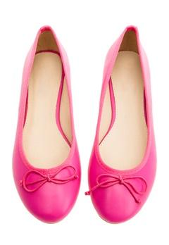 Have2have Ballerinaskor, Paris Rosa Bubbleroom.se
