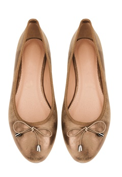 Have2have Ballerinaskor, Rieti Brun Bubbleroom.se