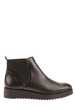 Have2have Boots i skinn, Granada Svart Bubbleroom.se