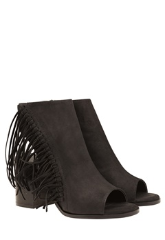 Have2have Boots med frynser, Nicole1 Svart Bubbleroom.no