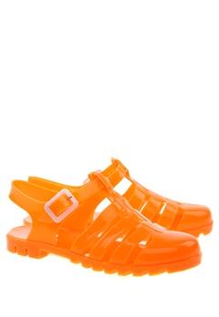 Have2have Gummisandaler, Asta Orange neon Bubbleroom.se