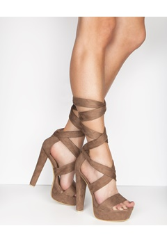 Have2have Lace-Up Sandaletter, Eli Brun Bubbleroom.se