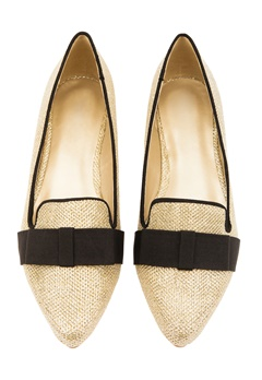 Have2have Loafers, Stella7 Guld, svart Bubbleroom.se