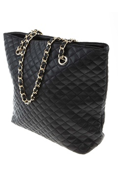Have2have Quilted shopper, Fanny Svart Bubbleroom.no