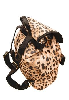 Have2have Ryggsäck, Genova Leopard Bubbleroom.se
