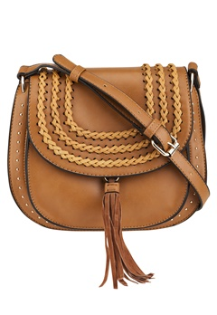 Have2have Saddle Bag, Portobello Brun Bubbleroom.se
