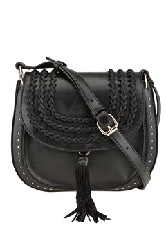 Have2have Saddle Bag, Portobello Svart Bubbleroom.se