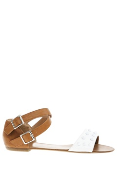 Have2have Sandaler, Ruby Vit och brun Bubbleroom.se