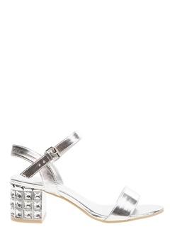 Have2have Sandaletter, Gals Silver Bubbleroom.se