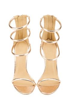 Have2have Sandaletter, May Guld Bubbleroom.se