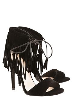 Have2have Sandaletter med fransar, Heat Svart Bubbleroom.se