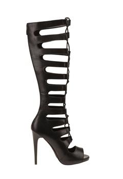 Have2have Sandaletter med snörning, Serena Svart Bubbleroom.se