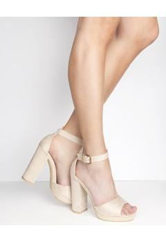 Have2have Sandaletter, Rajli Beige Bubbleroom.se