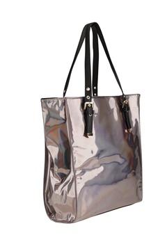 Have2have Shopper, Grenfell Silver med haloeffekt Bubbleroom.se