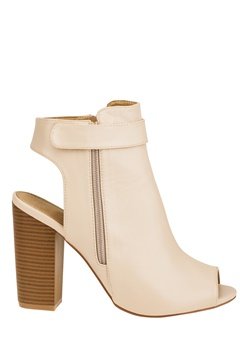 Have2have Slingback Ankelboots, Nicole4 Beige Bubbleroom.no