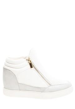 Have2have Sneakers, Kicki Hvit, Sølv Bubbleroom.no