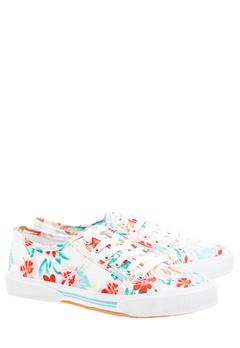 Have2have Sneakers, Kim Multi flower Bubbleroom.se