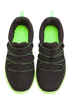 Have2have Sneakers, Libby4 Svart, lime Bubbleroom.se