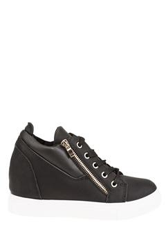 Have2have Sneakers med kilklack, Whoopy Svart Bubbleroom.no