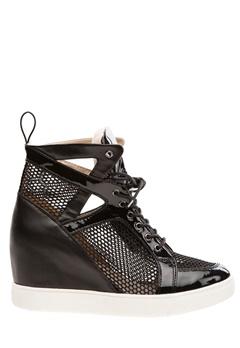 Have2have Sneakers med kilklackar, Mondial Svart Bubbleroom.se