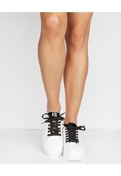Have2have Sneakers, Smash Vit, svart Bubbleroom.se