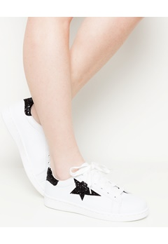 Have2have Sneakers, Star Vit med svarta detaljer Bubbleroom.se