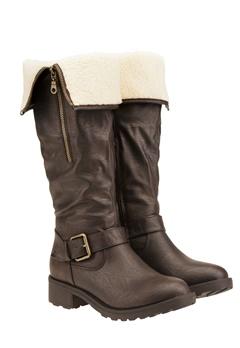 Have2have Støvler med varmtfôr, Bettina Brun Bubbleroom.no