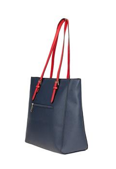 Have2have Tote Bag, Chablis Sininen, punainen Bubbleroom.fi