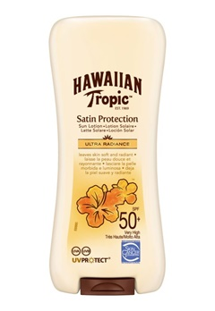 Hawaiian Tropic Hawaiian Tropic Satin Protection SPF 50+ (180ml)  Bubbleroom.se