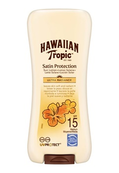 Hawaiian Tropic Hawaiian Tropic Satin Protection Ultra Radiance 15 (100ml)  Bubbleroom.se
