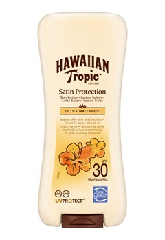 Hawaiian Tropic Hawaiian Tropic Satin Protection Ultra Radiance 30 (180ml)  Bubbleroom.se
