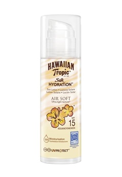 Hawaiian Tropic Hawaiian Tropic Silk Hydration Air Soft Lotion SPF 15  Bubbleroom.se