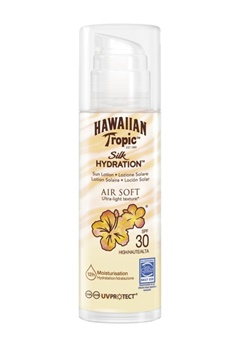 Hawaiian Tropic Hawaiian Tropic Silk Hydration Air Soft Lotion SPF 30  Bubbleroom.se