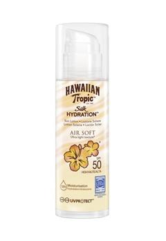 Hawaiian Tropic Hawaiian Tropic Silk Hydration Air Soft Lotion SPF 50  Bubbleroom.se