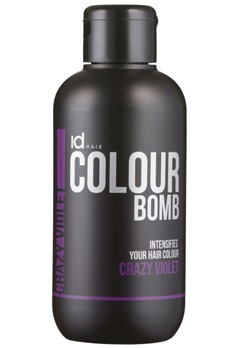 Id Hair ID Colourbomb - Crazy Violet (250ml)  Bubbleroom.se