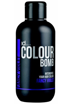 Id Hair ID Colourbomb - Fancy Violet (250ml)  Bubbleroom.se