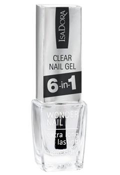IsaDora IsaDora Clear Nail Gel  Bubbleroom.se