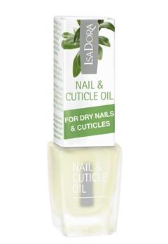 IsaDora IsaDora Nail And Cuticle Oil  Bubbleroom.se