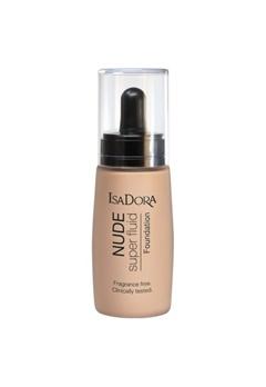 IsaDora Isadora Nude Fluid Foundation - Blonde  Bubbleroom.se
