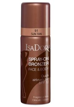 IsaDora IsaDora Spray - On Bronzer - 91 Sun Tan  Bubbleroom.se