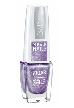 IsaDora Isadora Sugar Nails - 104 Purple Crush  Bubbleroom.se