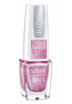 IsaDora Isadora Sugar Nails - 106 Pink Crush  Bubbleroom.se