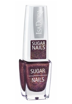 IsaDora Isadora Sugar Nails - 108 Wine Crush  Bubbleroom.se