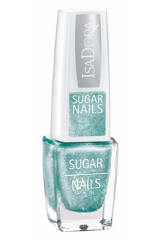 IsaDora Isadora Sugar Nails - 110 Turquoise Crush  Bubbleroom.se